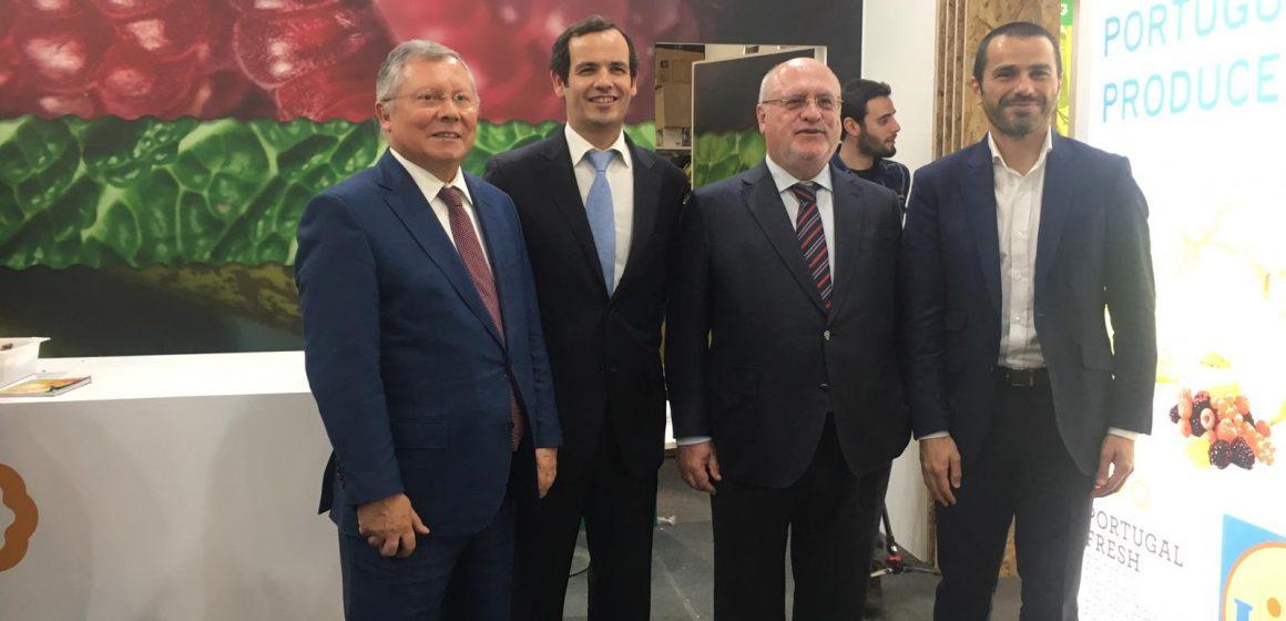 Almeirinense renova mandato na Portugal Fresh