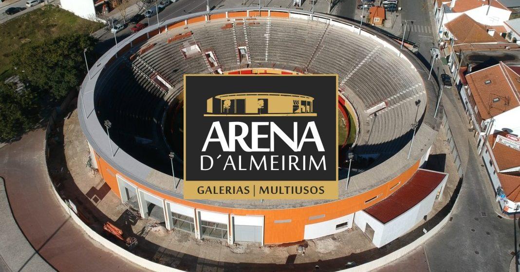 Arena d´Almeirim regressa com espetáculos em julho