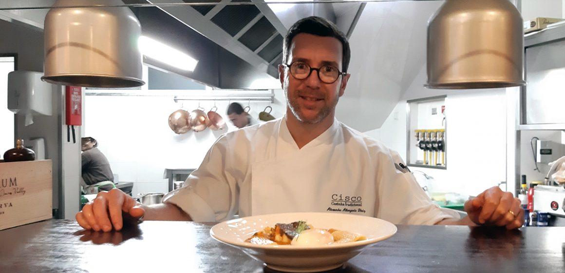 Restaurante O Cisco nas 7 Maravilhas da Nova Gastronomia