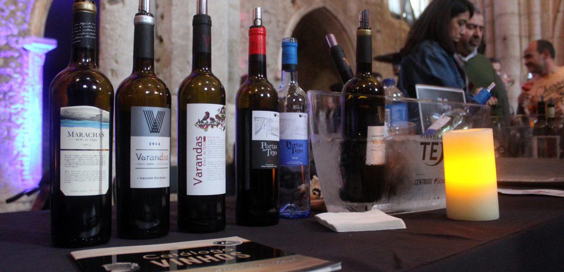 Descubra Vinhos do 'Tejo a Copo' em Santarém