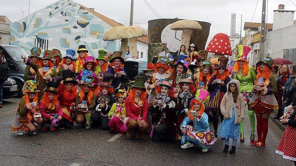 Carnaval adiado para 2022