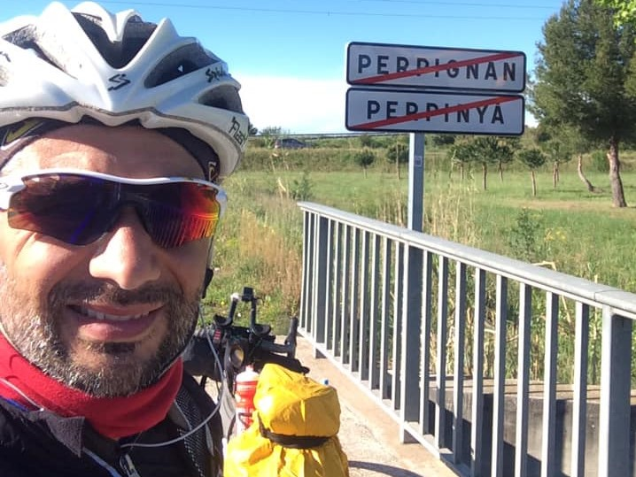 Pedro Bento inicia Etapa 12 com destino a Montpellier