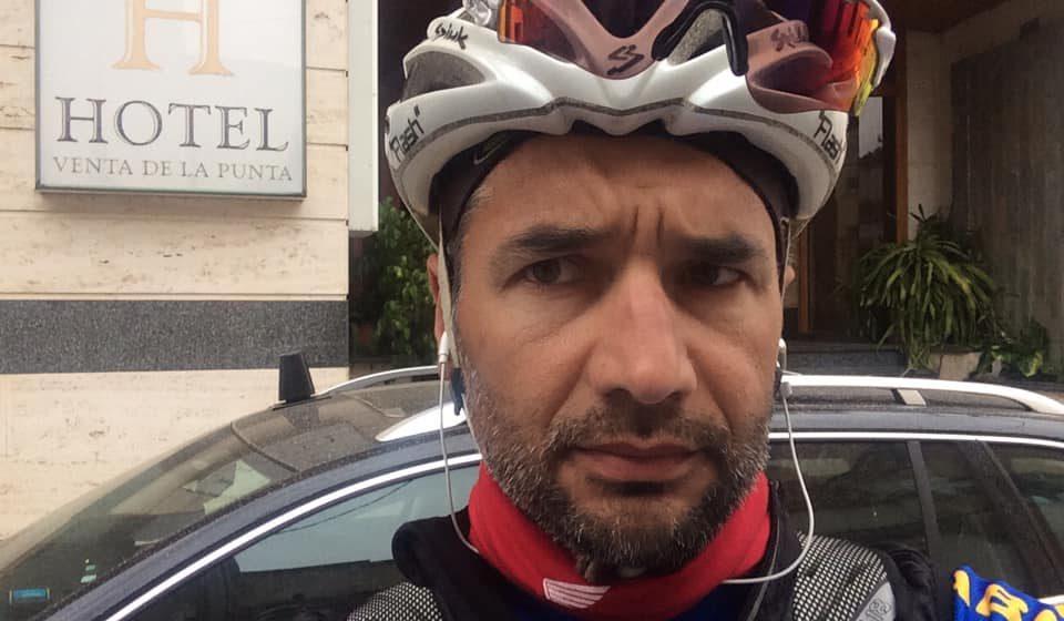 """Pedro Bento lança desafio: """"Chegar a França com 1000 euros de donativos"""""""