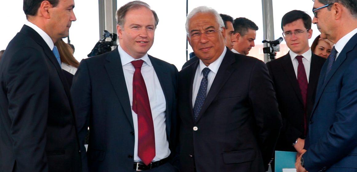 Presidente da Câmara no Conselho Consultivo em Santarém