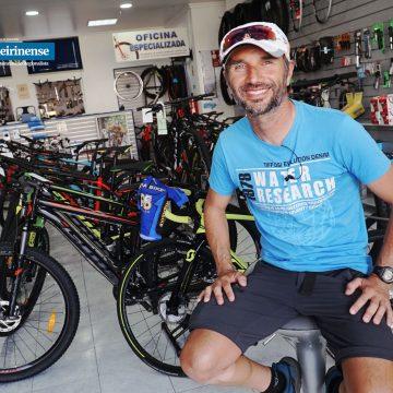 VÍDEO | Pedro Bento já regressou e conta aventura dos 10 mil quilómetros em exclusivo a O ALMEIRINENSE