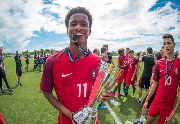 Lucas Anjos chamado para seleção nacional