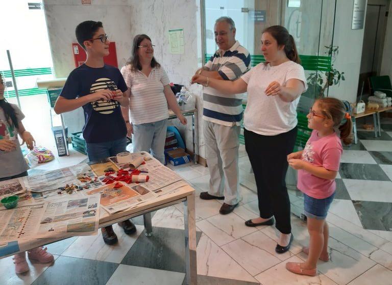 Rotary de Almeirim faz recolha de donativos