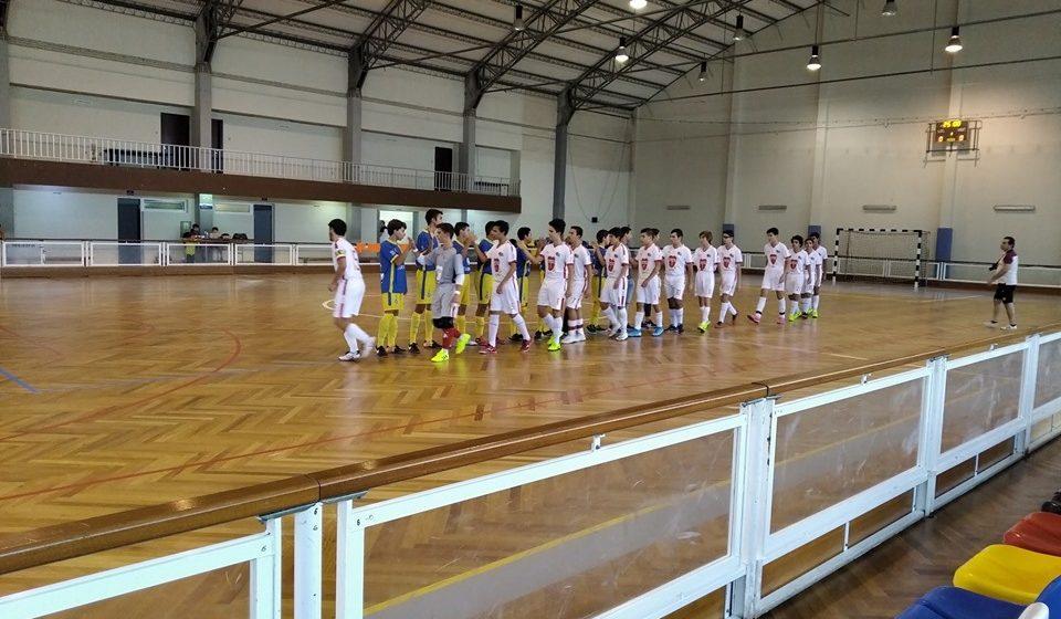 Futsal: Formação no concelho