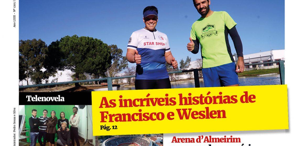 Jornal O Almeirinense festeja 65 anos de existência