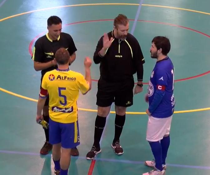 Futsal: Almeirim recebeu Taça