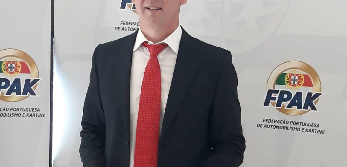 Residente em Almeirim distinguido na Gala Federação de Automobilismo e Karting