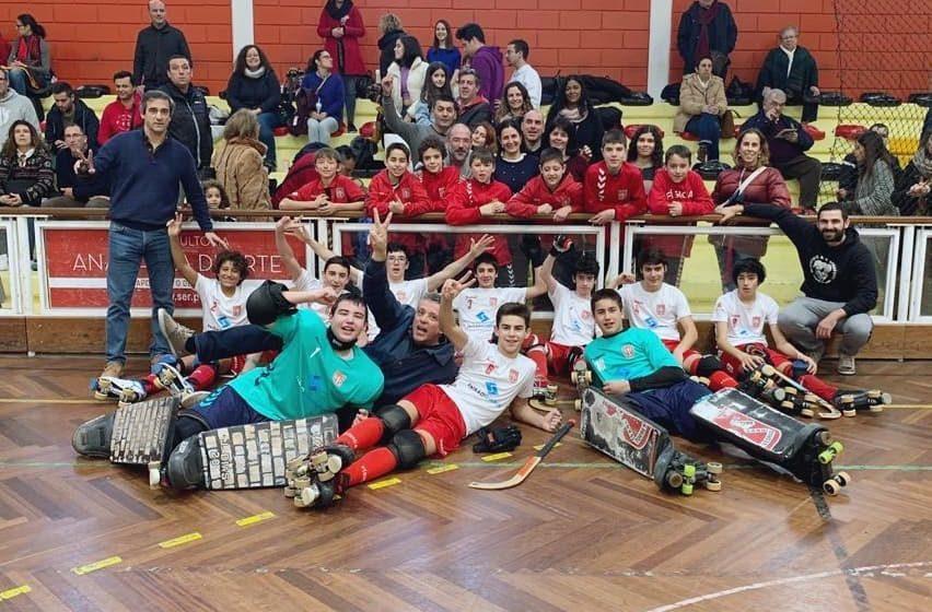 Atleta de Almeirim ganha campeonato na Associação de Lisboa