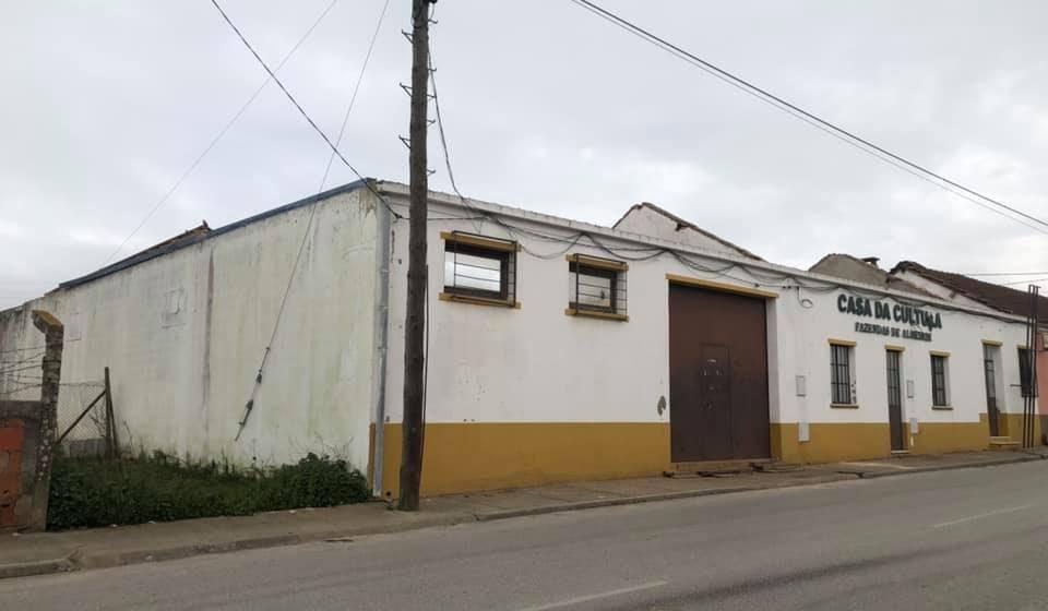 Obras: Antiga Casa Cultura requalificada