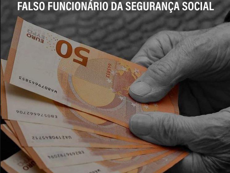 Alerta de Burla: falsos funcionários da Segurança Social
