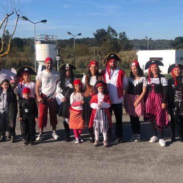 Carnaval segue na Raposa e termina em Benfica