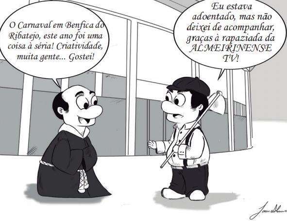Cartoon- 1 de março