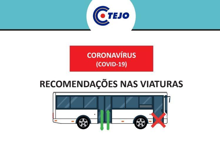 Coronavírus: Tua limitado e com regras de acesso