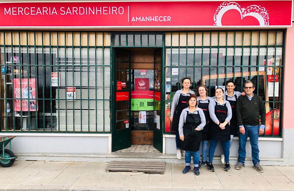Mini-mercado Sardinheiro em Fazendas de Almeirim faz entregas ao domicílio