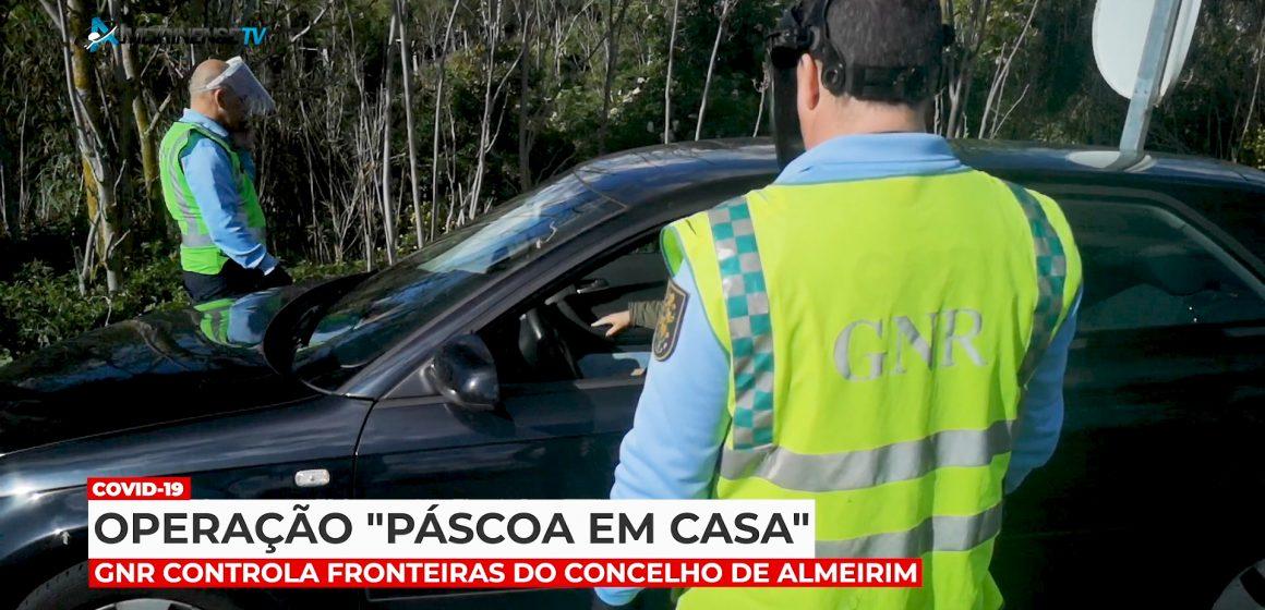 VÍDEO – 16 pessoas notificadas pela GNR por crime de Crime de Desobediência