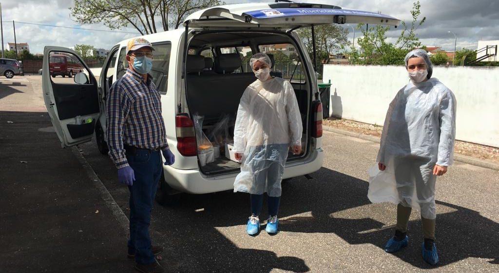 Misericórdia entrega 100 refeições por dia à população vulnerável