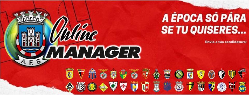 Futebol: AFS Online Manager