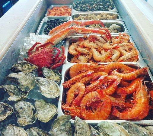 Chapa 7 – Restaurante Cervejaria Marisqueira leva  marisco ao domicílio