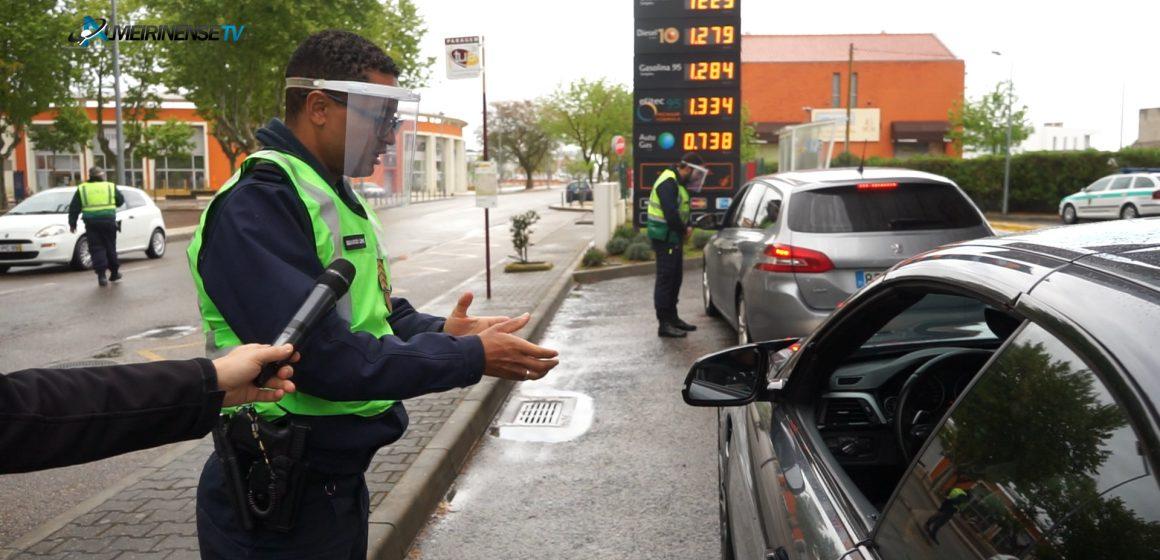 VÍDEO – Operação da GNR sensibiliza mais de três centenas de condutores na região