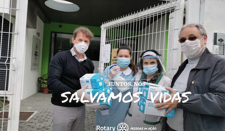 Rotary ajuda população vulnerável