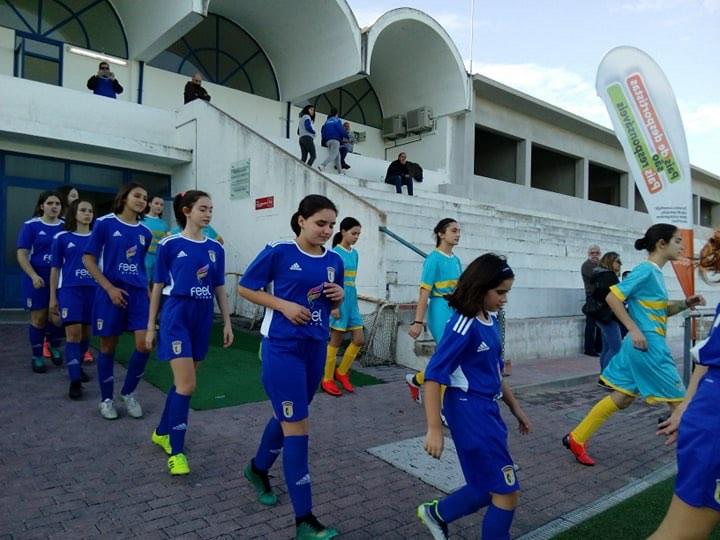 Futebol Feminino do U.Almeirim já em movimento