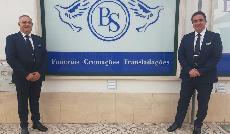 Carlos Bráz e Pedro Sampaio abrem filial da Funerária, em Almeirim