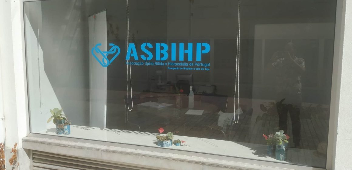 Delegação da Associação Spina Bífida e Hidrocefalia de Portugal em Almeirim