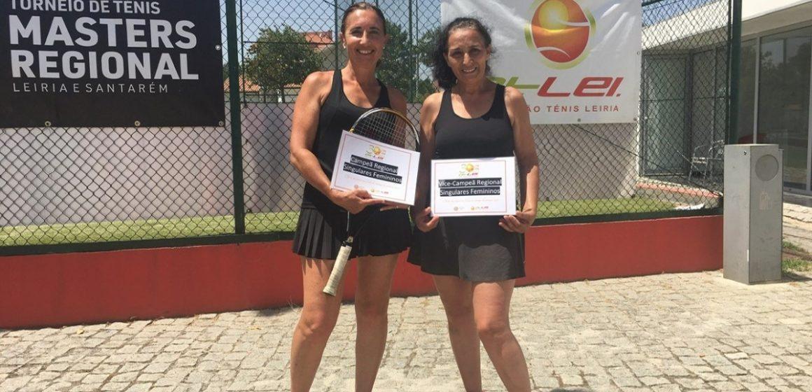 Isabel Carvalho e Ana Paula Rosário dominam Regional de Veteranos no Entroncamento