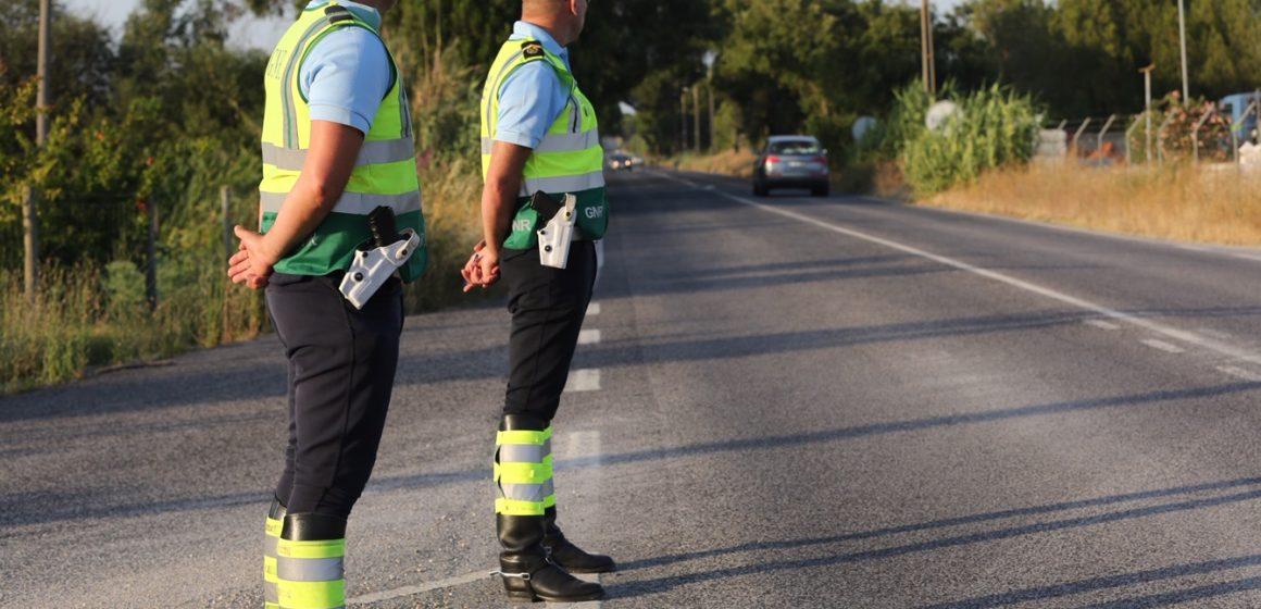 """Operação """"Passageiros em Segurança""""da GNR começa hoje"""