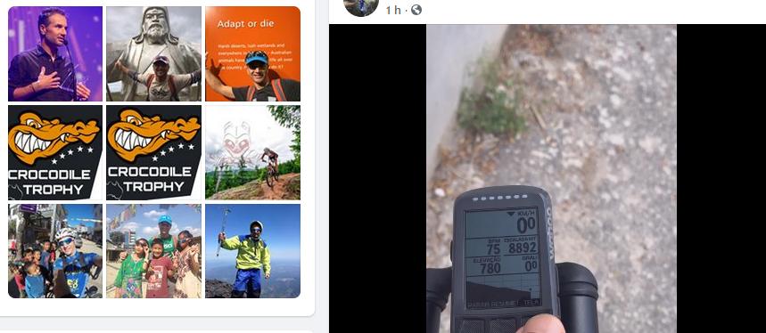 Pedro Bento cumpre subida ao Everest português e precisa da nossa ajuda