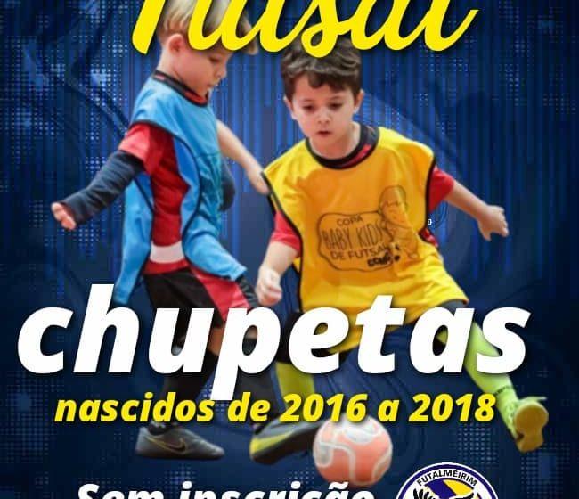 Novidade: Futsal lança novo projeto
