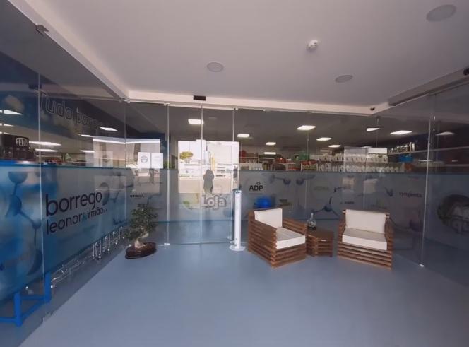 Borrego Leonor & Irmão S.A. abre novas instalações