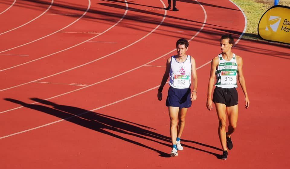 Miguel Mascarenhas conquista record pessoal, pódio nos sub-23 top 5 nos seniores