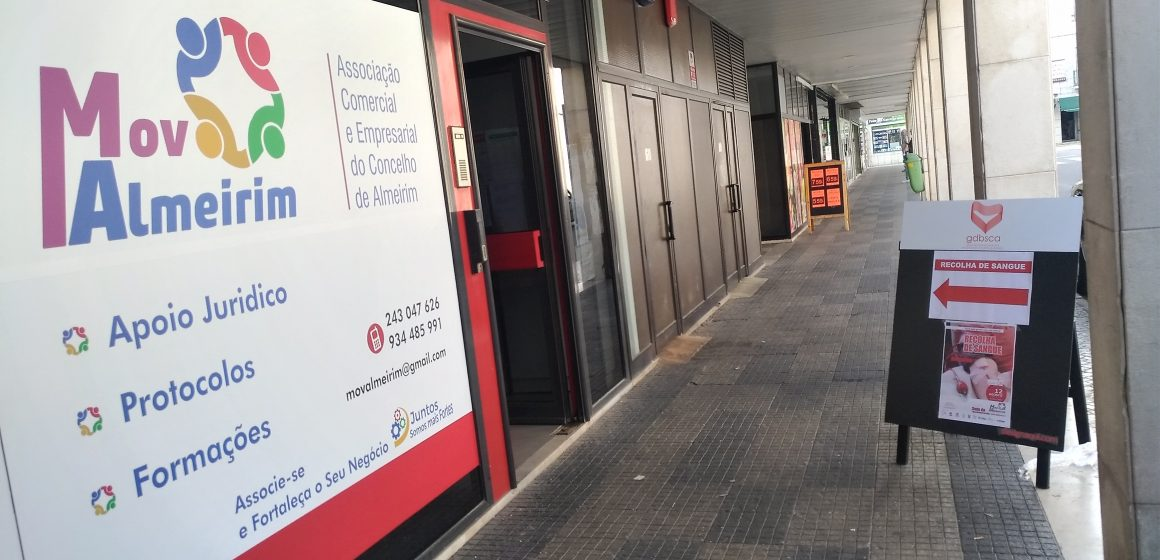 Recolha de Sangue em Almeirim recebeu mais de 40 voluntários