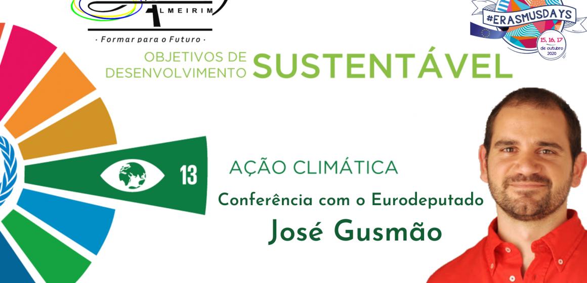 """Conferência """"Alterações Climáticas"""" em Almeirim"""