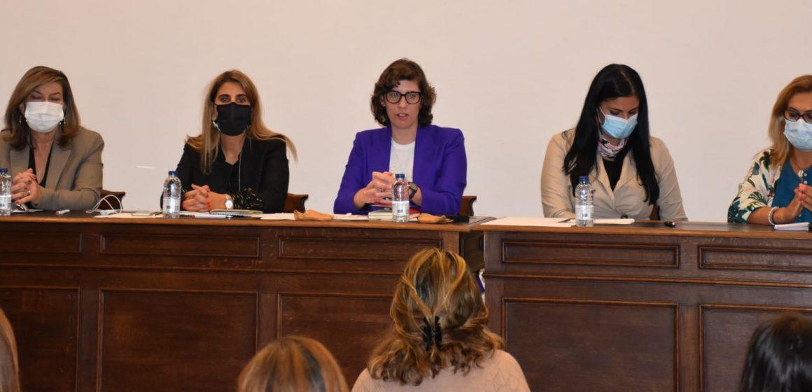 Almeirinenses eleitas em Mulheres Socialistas de Santarém