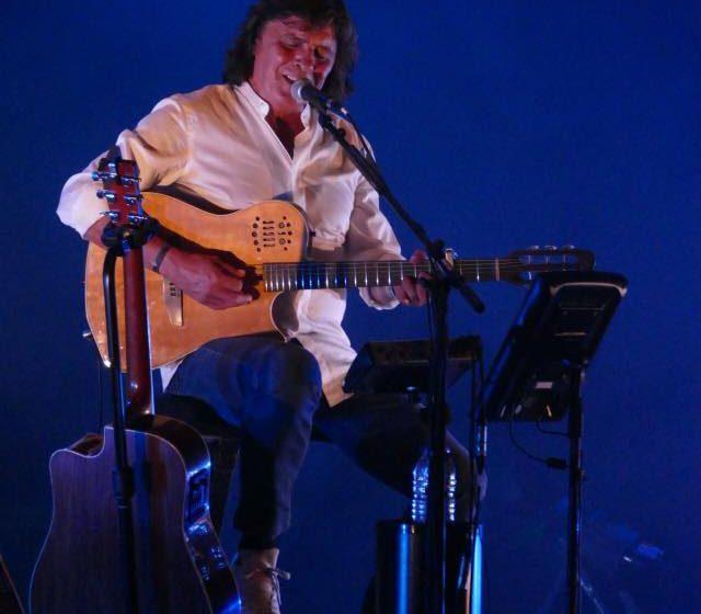 Luís Represas canta em Almeirim