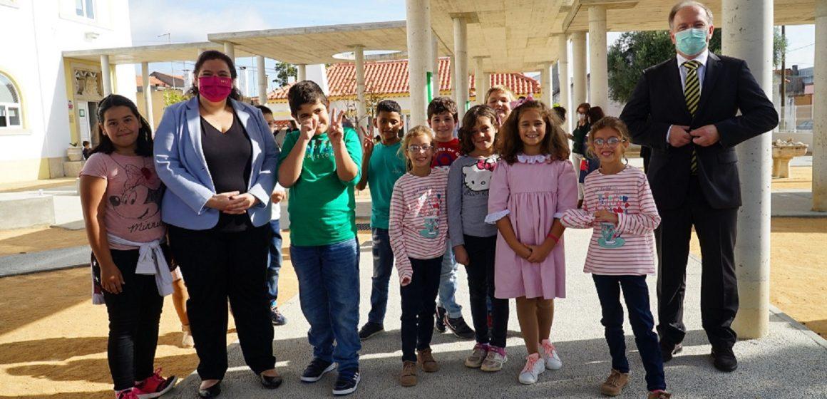 VÍDEO – Inaugurada Requalificação da Escola Básica de Cortiçóis