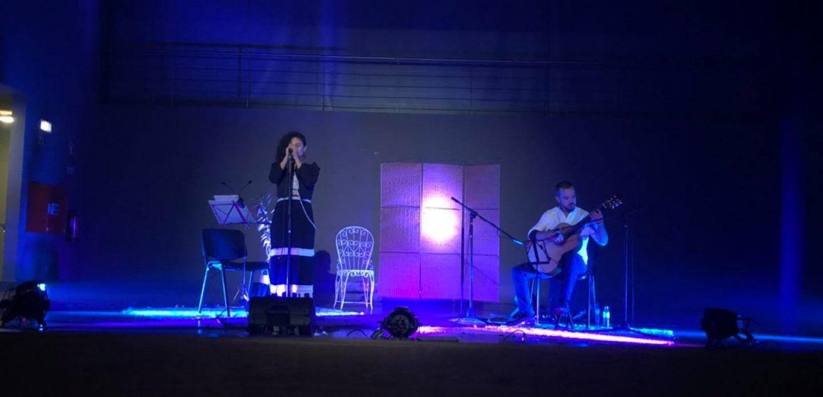 Tiago da Neta e Joana Rodrigues enchem Centro Cultural