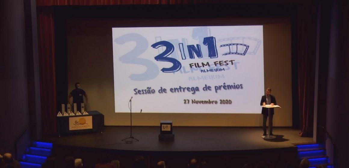 3 In 1 Festival premeia filmes vencedores