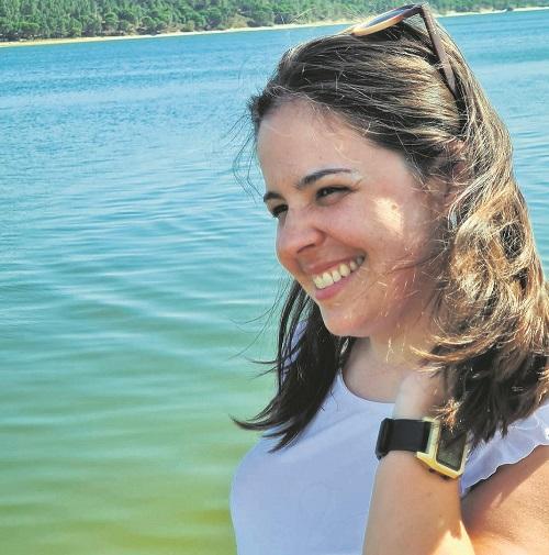 Maria Carolina Sirgado e a importância do voluntariado