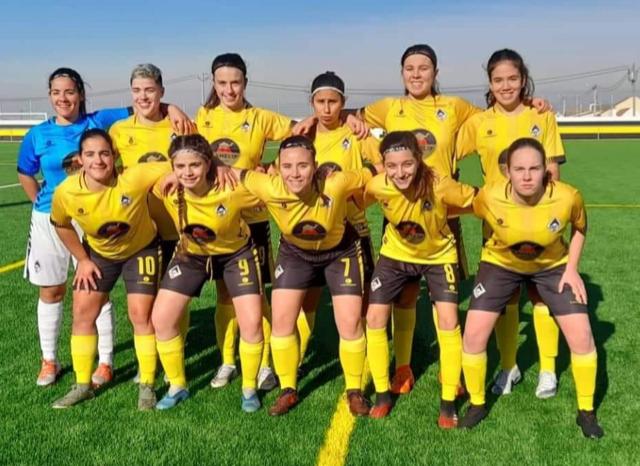 Dia histórico para o futebol feminino do concelho
