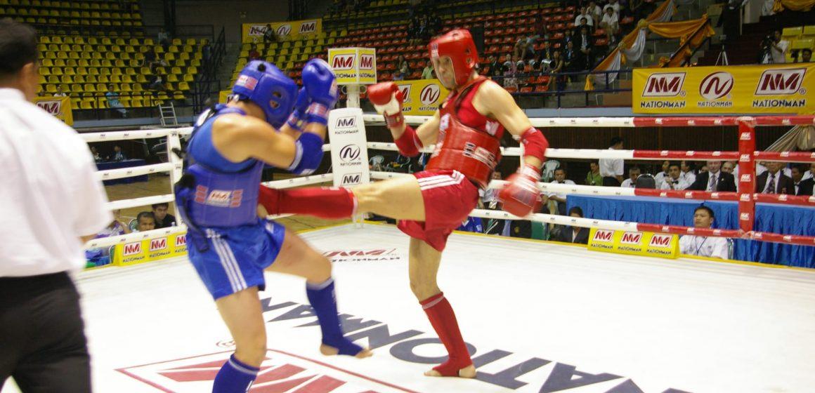 Muay Thai e KickBoxing pela Team Flavio Santos/CADCA em Almeirim em breve