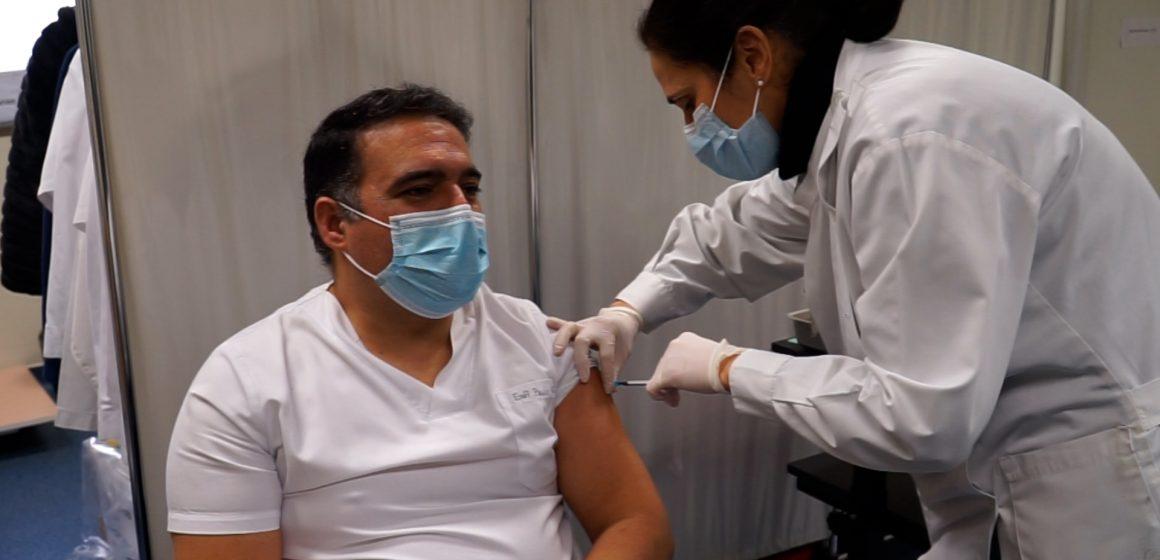 Vacinação da população arranca esta semana