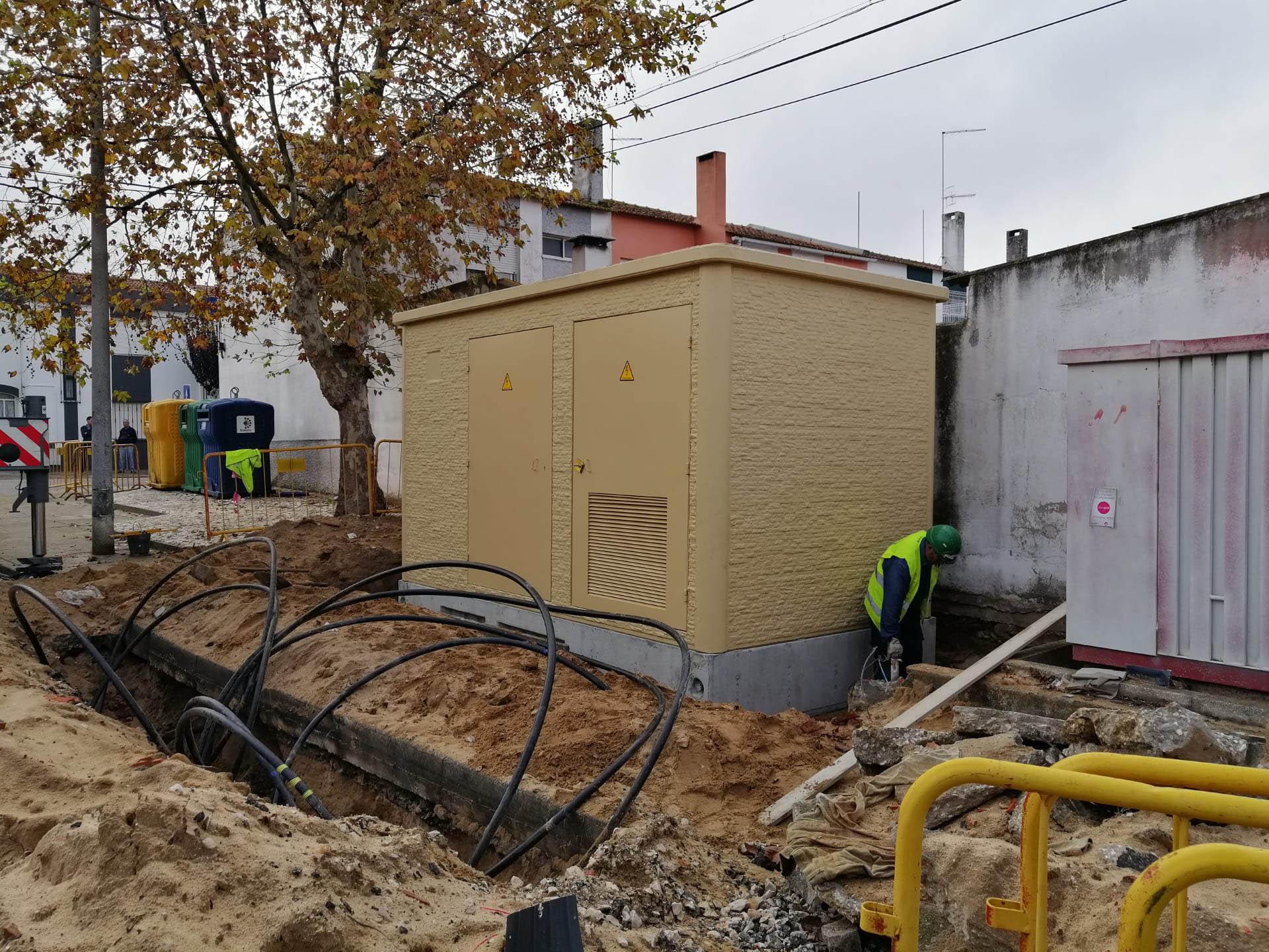 E-Redes investe milhões de euros em Almeirim