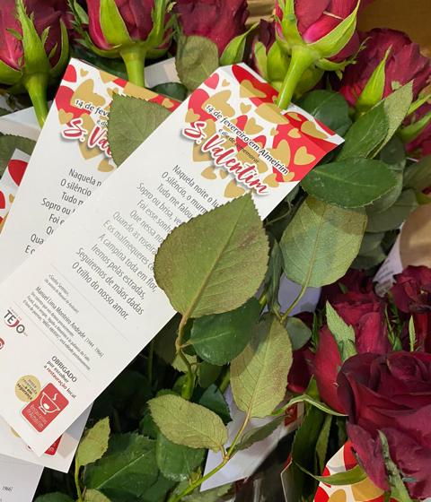 Dia dos Namorados: Restaurantes já receberam flores… só faltam as encomendas